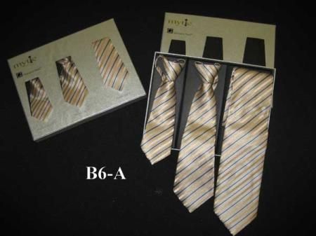 Mytie Tan khaki Color