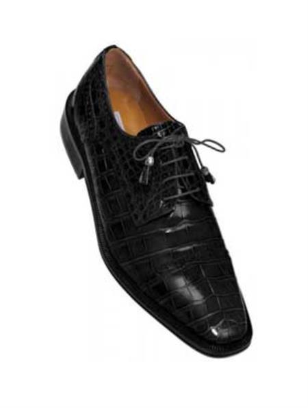 Genuine Alligator skin Shoes