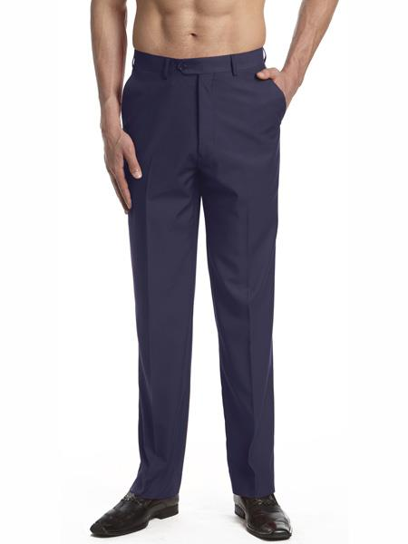 Mens Dress Pants Trousers