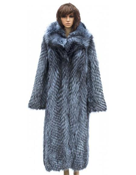 Winter Fur Full Length