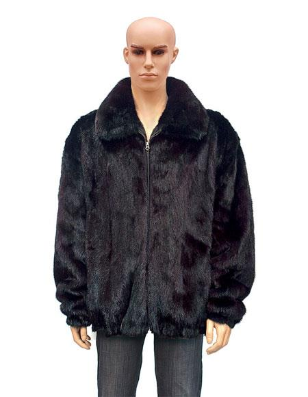 Mens Fur Full Skin