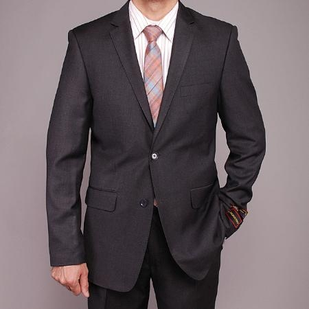 European Skinny Notch Lapel