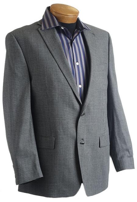 Gray Designer Classic Tweed