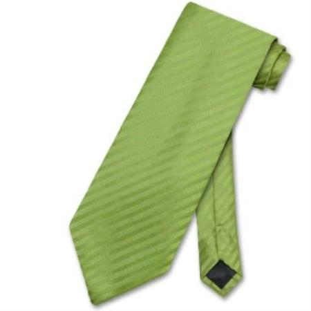 Spinach Green Striped Vertical