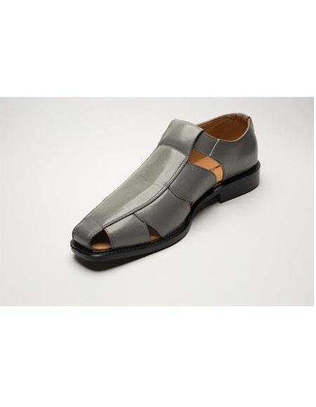 Mens Two Toned Grey