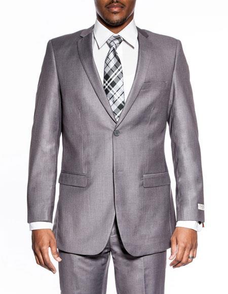 Mens classic grey extra