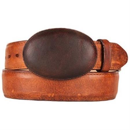 Western Style Belt Honey