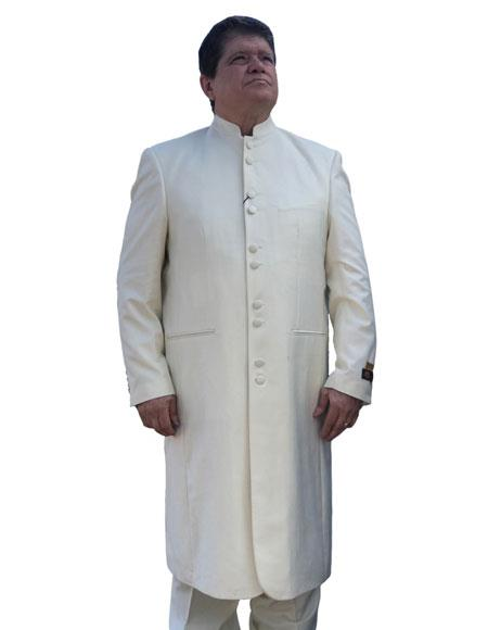 Ivory ~ Cream clergy