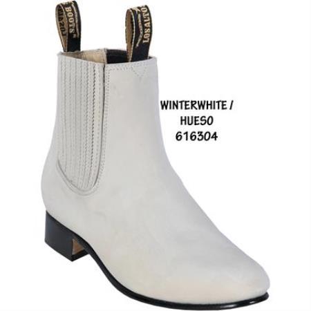 Nobuck Short Boot -