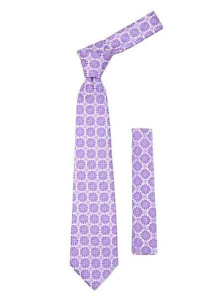Lavender Floral Design Fashionable