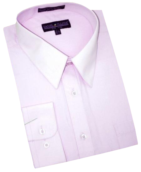 Solid Lavender Cotton Blend