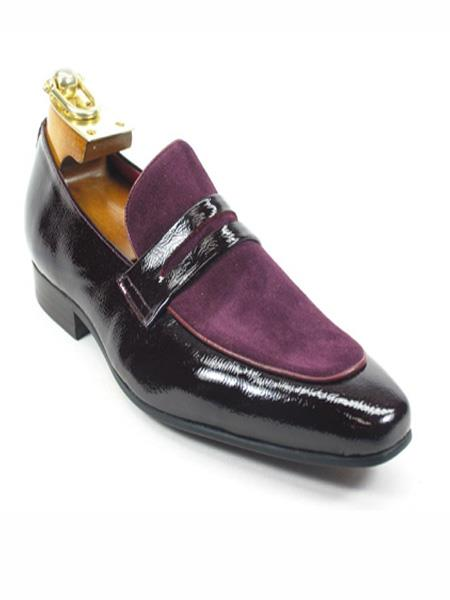 Mens Fashionable Leather Loafer