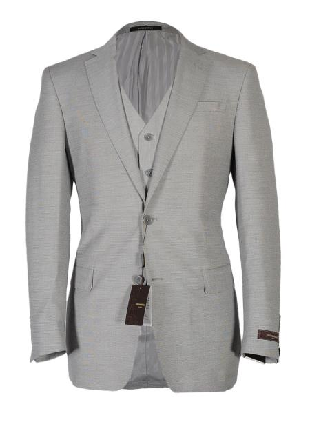 Vitarelli Mens Notch Lapel