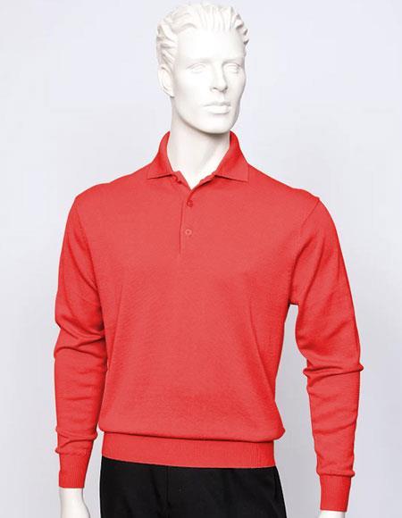 Tulliano mens long sleeve