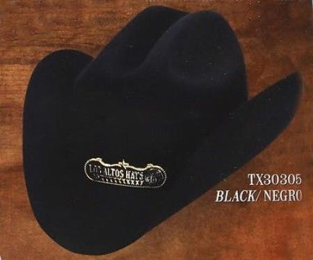 51055049e Product# BAP8923 Stetson 4X Felt Hat Liquid Jet Black