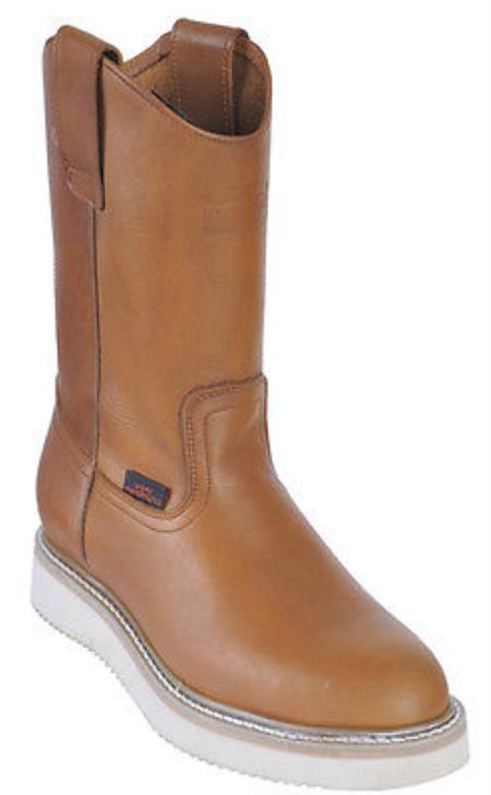 Work BOOTS Buttercup Round