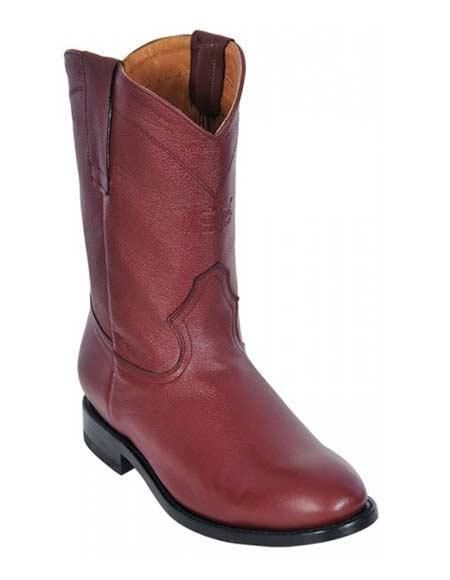 Mens Los Altos Burgundy