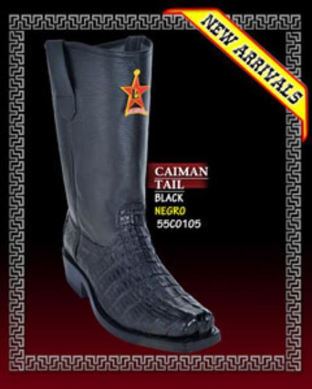 Cai Tail Biker Boots