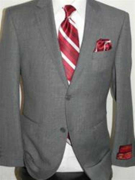 Mantoni Brand Nailhead Suit