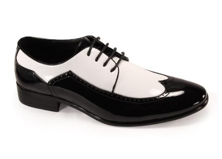 Product#FR7200 Luxury Shoes for Online Black/White