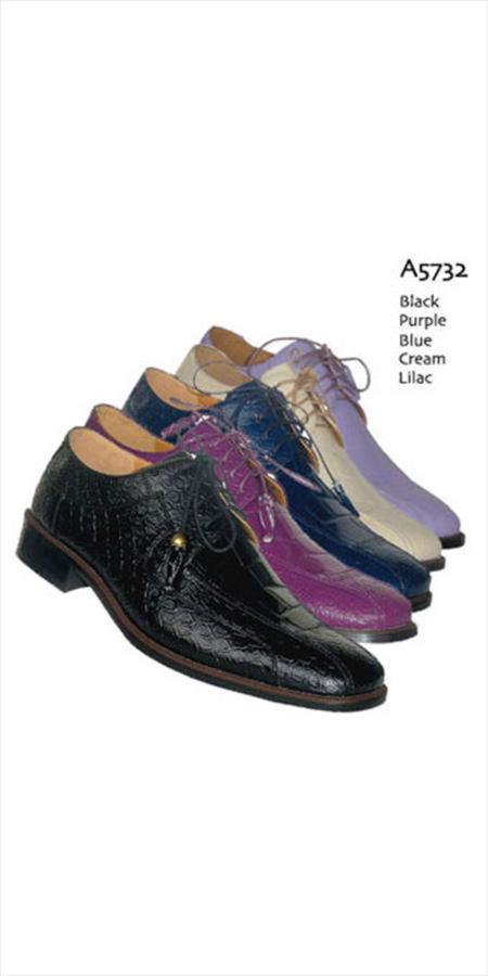 Two Tones Shoes for