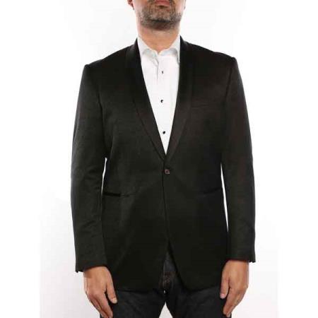 1 Button Style Shawl