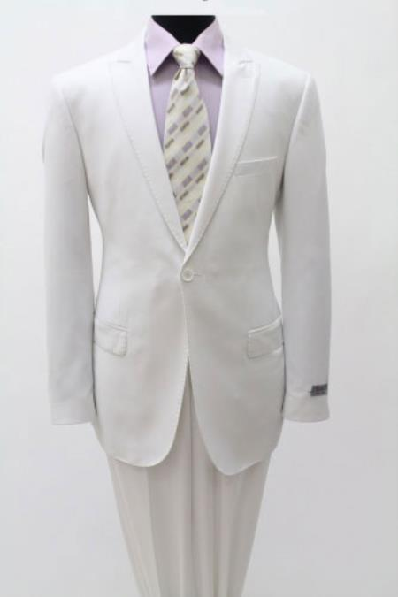1 Single Button Suit