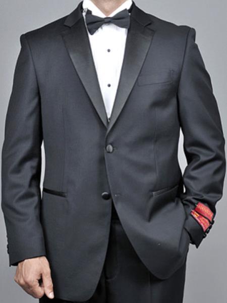 AH61 Mantoni Lapel Tuxedo