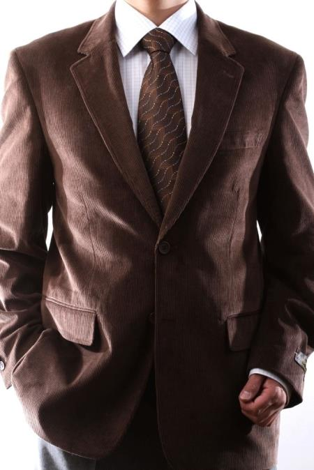 Button brown color shade