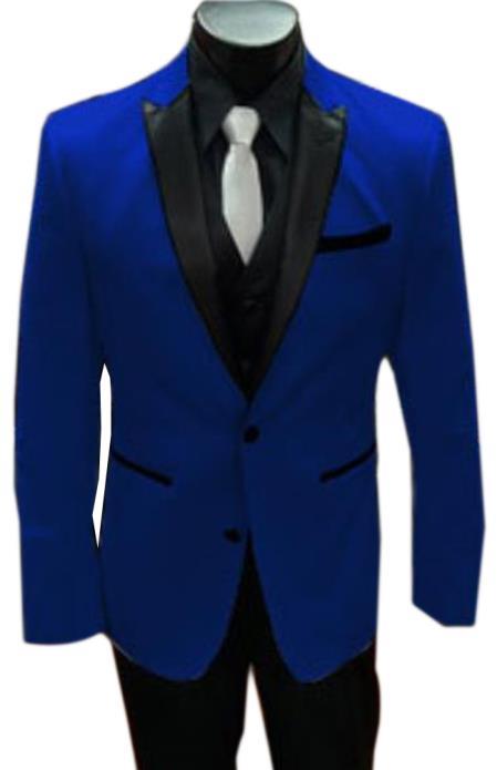 Alberto Nardoni Best men's Italian Navy Blue Suits Brands Tuxedo