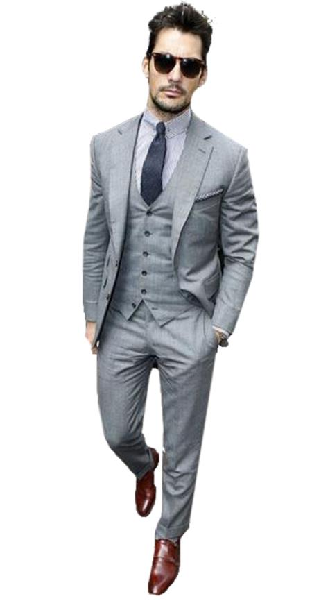 Product# MO572 Alberto Nardoni Best Mens Italian Suits Brands Summer Wedding Men's 2 Piece Linen Causal Outfits Vest & Pants Vested 3 Piece Suit 2 button Suit Light / Beach Wedding Attire For Groom