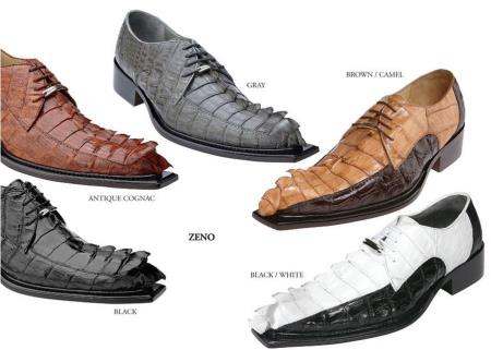 Product#PN-AB Belvedere attire brand Shoes for Online Available Colors In Black, Antique Cognac, Gray, Brown/Camel ~ Khaki And Black/white