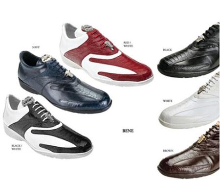 Product#PN-H65 Belvedere attire brand Shoes for Online Available Colors In Black, Red, White, Navy and brown color shade
