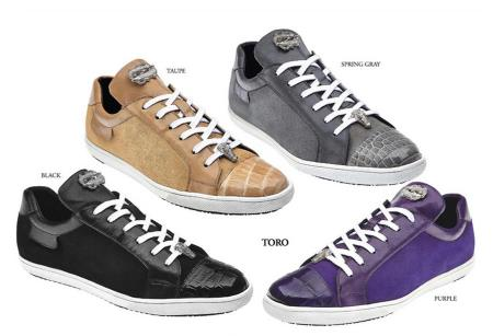 Product#PN-B66 Belvedere attire brand Shoes for Online Available Colors In Black,Taupe, Spring Grey and Purple color shade