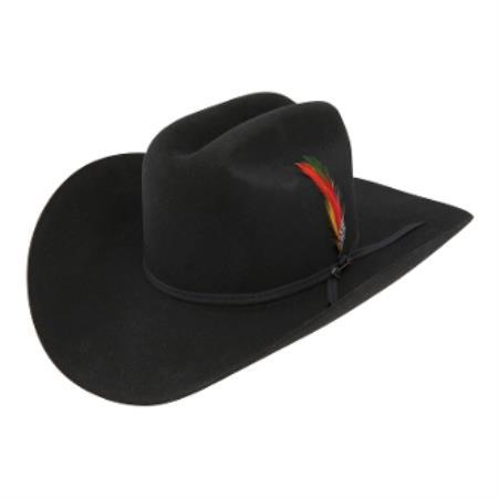 Stetson Hats_ 4x Rancher