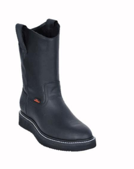 Product# KA1111 Authentic Los altos Grasso Nappa Work Boot