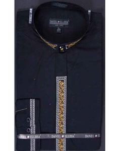 Liquid Jet Black Dress