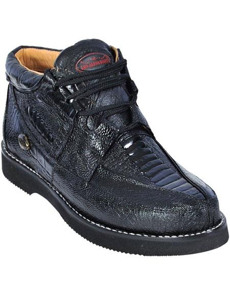 Mens Lace Up Genuine