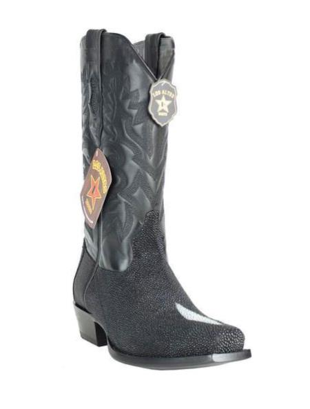 los altos single men Buy los altos men's 3x toe genuine leather stingray skin single stone western boots w/cowboy heel and other western at amazoncom our wide selection is eligible for free shipping and free returns.