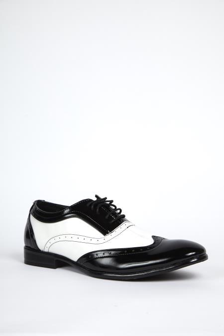 Jet Black & White