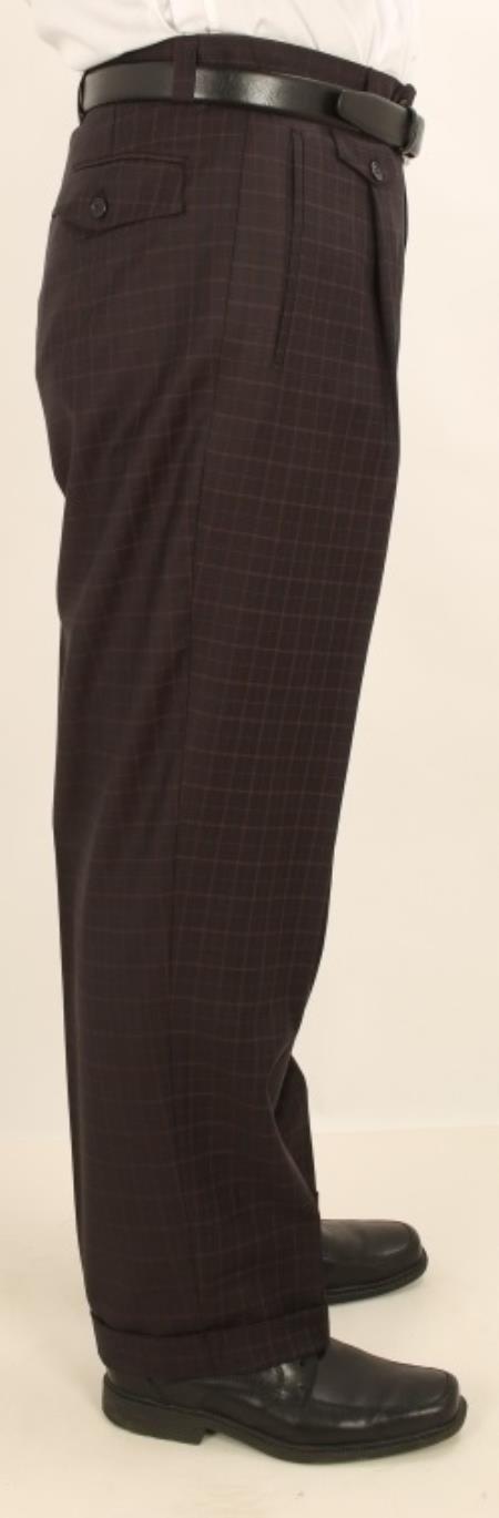 Wide Leg 1920s 40s