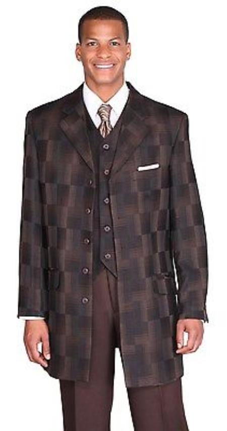 """Polyester 35"""" jacket with"""