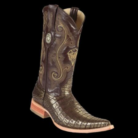 Product# KA7270 New Reg: $795 discounted Online Sale clearance diamonds Boots-Crocodile ~ Alligator skin Belly  3x-Toe Cowboy Boots