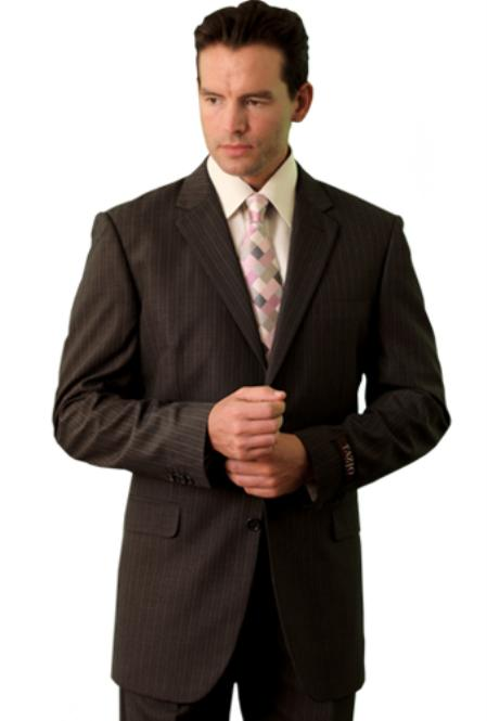 Poly/Rayon Classic affordable suit