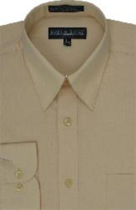 Canary Dress Shirt