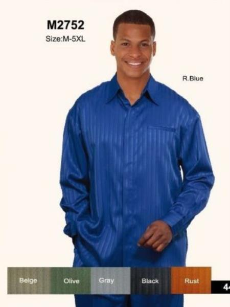 2-Piece trendy casual Shirt