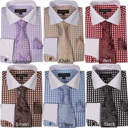 Dress Shirt French Cuff
