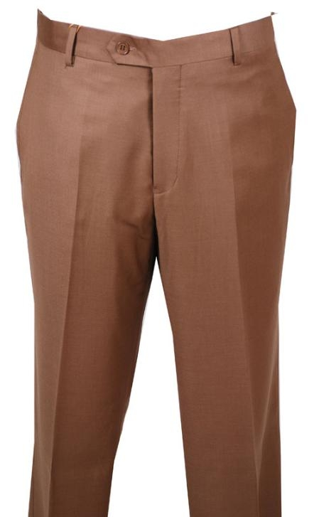 Dress Pants Chesnut without