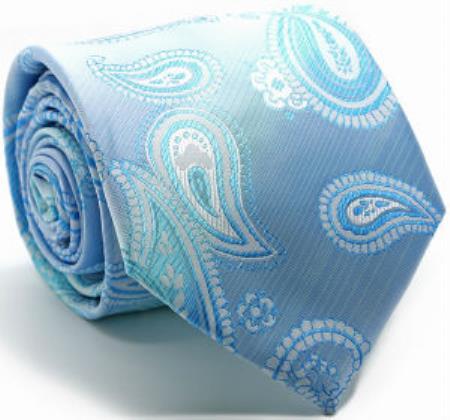 Premium Classic Paisley Ties