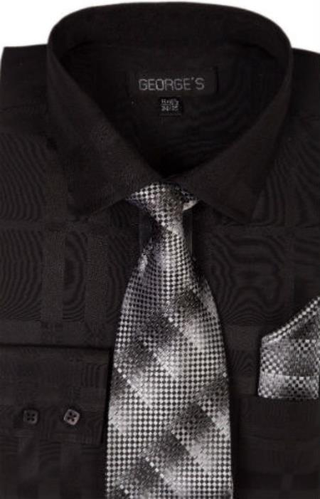 Cotton Geometric Pattern Dress
